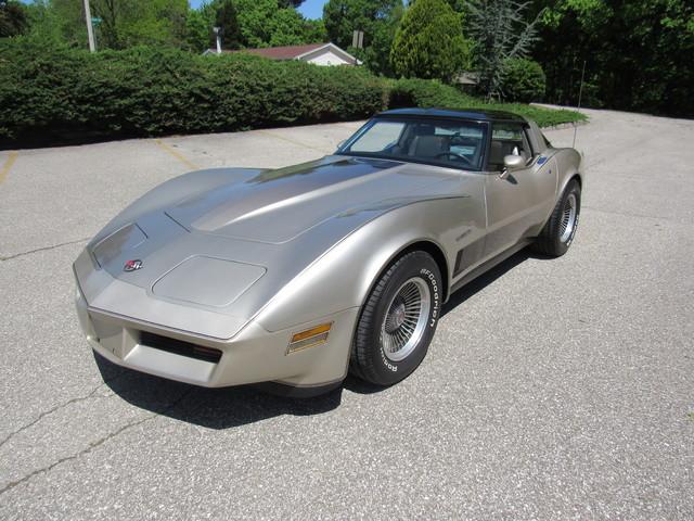 1982 Chevrolet Corvette Collectors Edition  St Charles Missouri  Schroeder Motors  in St. Charles, Missouri