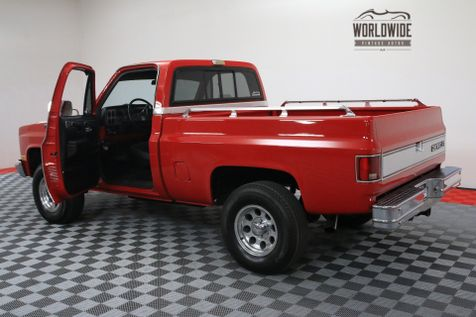 1982 Chevrolet K10 RESTORED. AC 4X4 PS PB. SHOW QUALITY. | Denver, Colorado | Worldwide Vintage Autos in Denver, Colorado