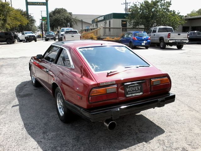 1982 Datsun 280ZX San Antonio, Texas 5