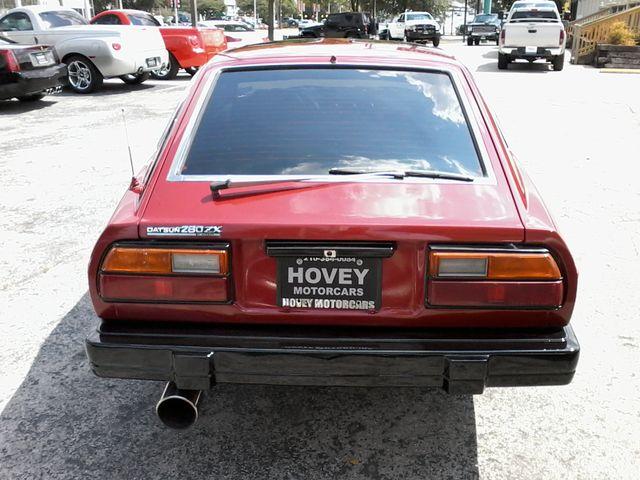 1982 Datsun 280ZX San Antonio, Texas 6