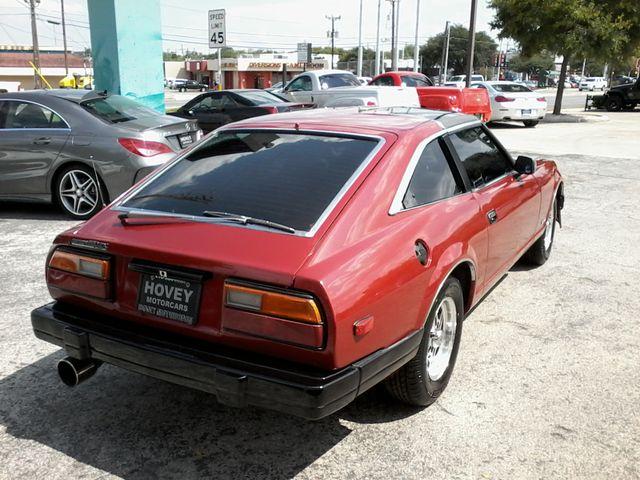 1982 Datsun 280ZX San Antonio, Texas 8