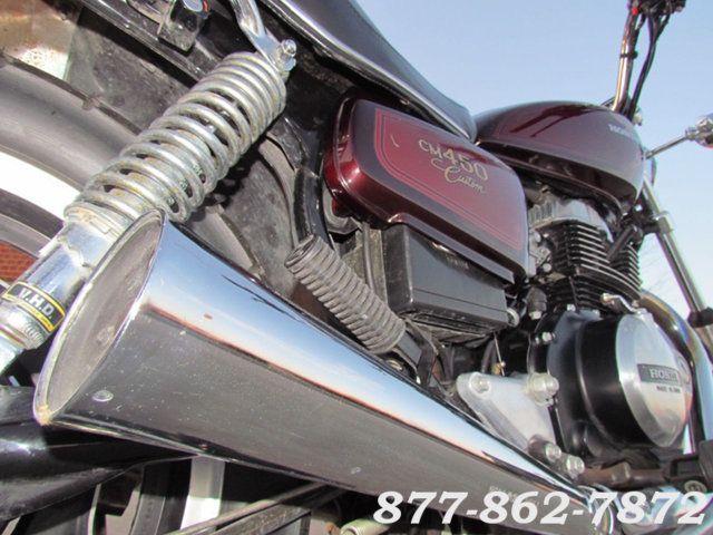 1982 Honda CM450C CM450 CUSTOM McHenry, Illinois 23