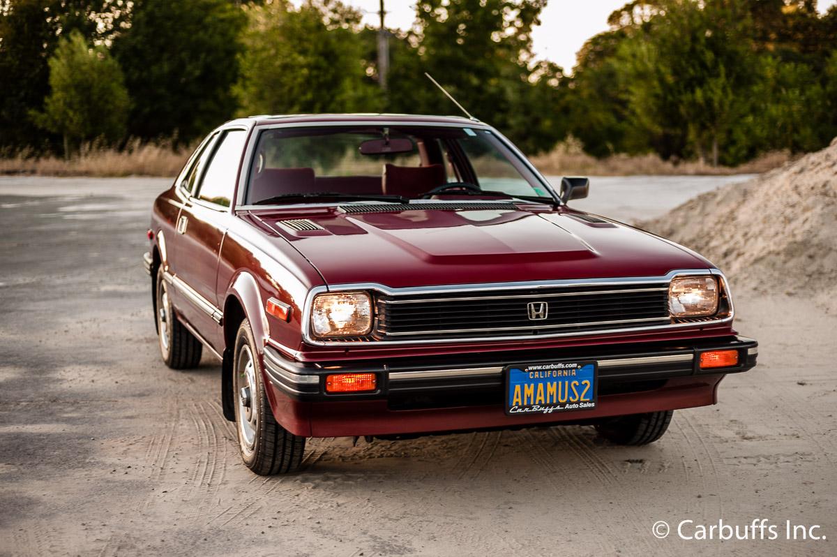 1982 Honda Prelude Sport Coupe Concord Ca 94520
