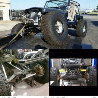 1982 Jeep CJ 4WD in Chandler OK