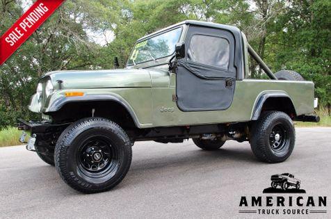 1982 Jeep Scrambler 4x4 CJ8 in Liberty Hill , TX
