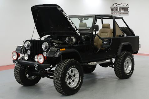 1982 Jeep SCRAMBLER SOFT TOP 350 CRATE MOTOR OFF-ROAD FUN! | Denver, CO | Worldwide Vintage Autos in Denver, CO