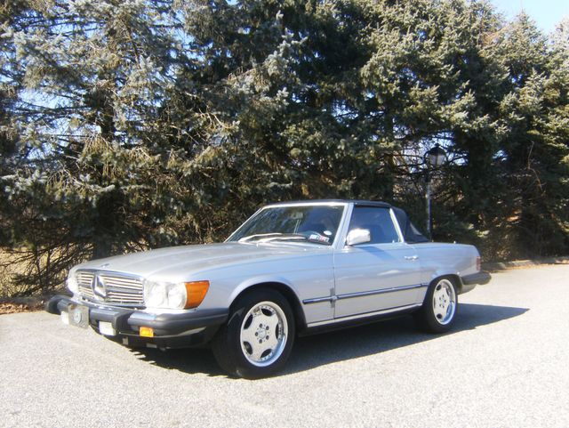 1982 Mercedes-Benz 380SL Convertible West Chester, PA 3