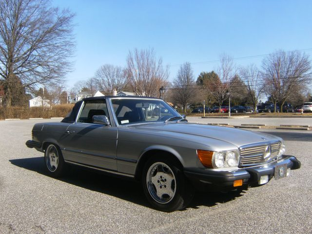 1982 Mercedes-Benz 380SL Convertible West Chester, PA 0