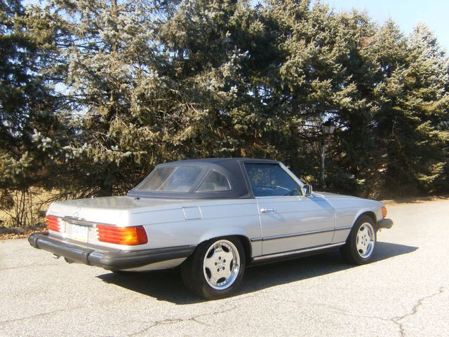 1982 Mercedes-Benz 380SL Convertible West Chester, PA 2