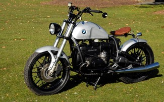 1983 BMW R100 CUSTOM BOBBER MOTORCYCLE MADE TO ORDER Cocoa, Florida 4