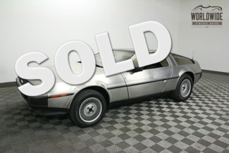 1983 Delorean DMC-12 in Denver Colorado