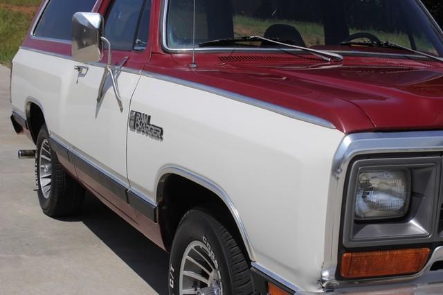 1983 Dodge Ram Charger 150 Royal SE RWD - 318 CI (5.2L V8) Mooresville , NC 25