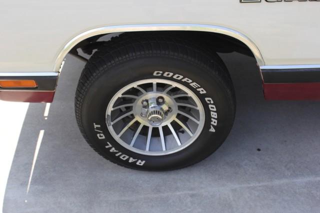 1983 Dodge Ram Charger 150 Royal SE RWD - 318 CI (5.2L V8) Mooresville , NC 42