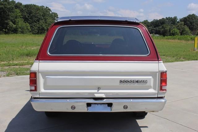 1983 Dodge Ram Charger 150 Royal SE RWD - 318 CI (5.2L V8) Mooresville , NC 16