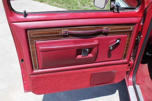 1983 Dodge Ram Charger 150 Royal SE RWD - 318 CI (5.2L V8) Mooresville , NC 58