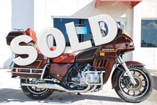 1983 Honda 1100 Goldwing Interstate Dania Beach, Florida