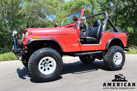 1983 Jeep CJ 4WD CJ7 in Liberty Hill , TX