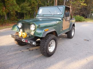1983 Jeep CJ 4WD CJ7 Snellville , GA