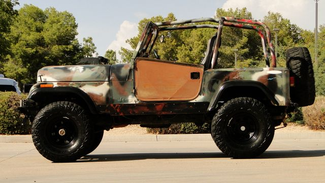 1983 Jeep CJ-7 4X4 OFF ROADER Phoenix, Arizona 5