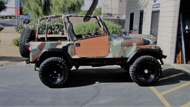 1983 Jeep CJ-7 4X4 OFF ROADER Phoenix, Arizona 6
