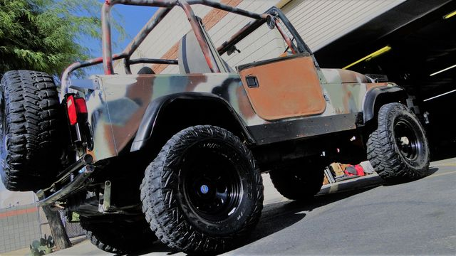 1983 Jeep CJ-7 4X4 OFF ROADER Phoenix, Arizona 12