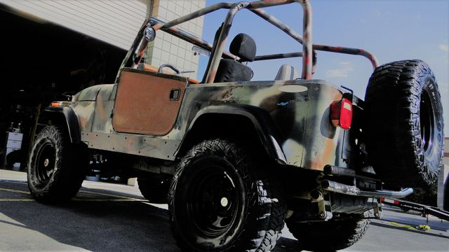 1983 Jeep CJ-7 4X4 OFF ROADER Phoenix, Arizona 13
