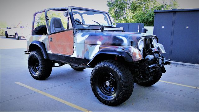 1983 Jeep CJ-7 4X4 OFF ROADER Phoenix, Arizona 2