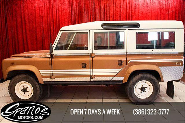 1983 Land Rover Defender 110 County Daytona Beach, FL 2