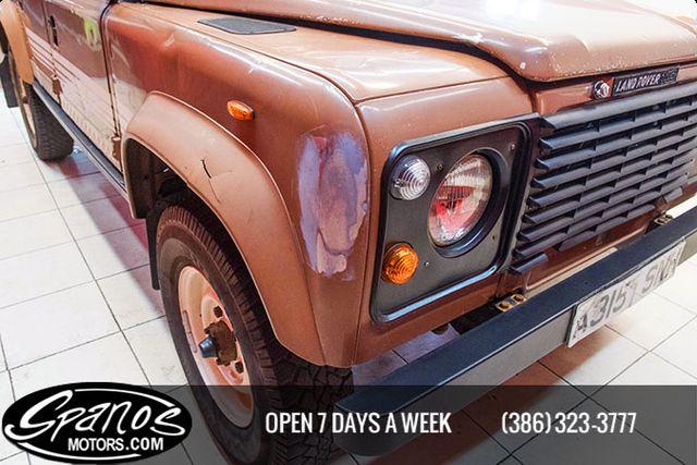 1983 Land Rover Defender 110 County Daytona Beach, FL 10