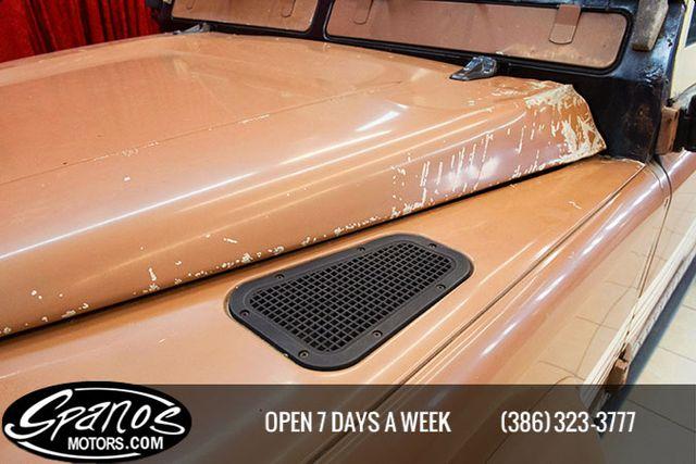 1983 Land Rover Defender 110 County Daytona Beach, FL 24