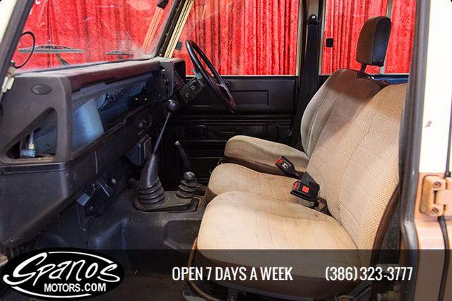 1983 Land Rover Defender 110 County Daytona Beach, FL 32