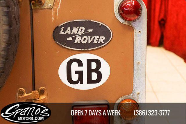 1983 Land Rover Defender 110 County Daytona Beach, FL 15