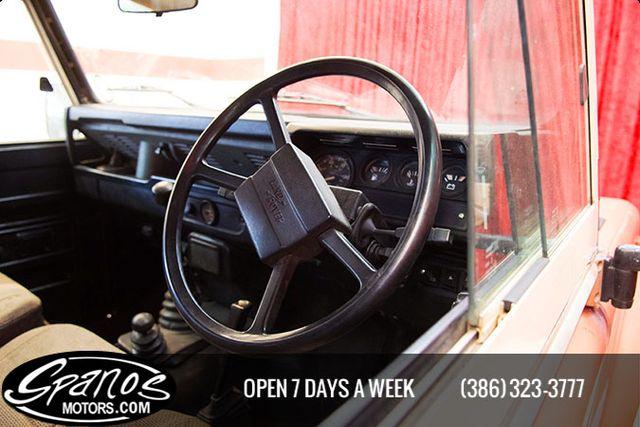 1983 Land Rover Defender 110 County Daytona Beach, FL 34
