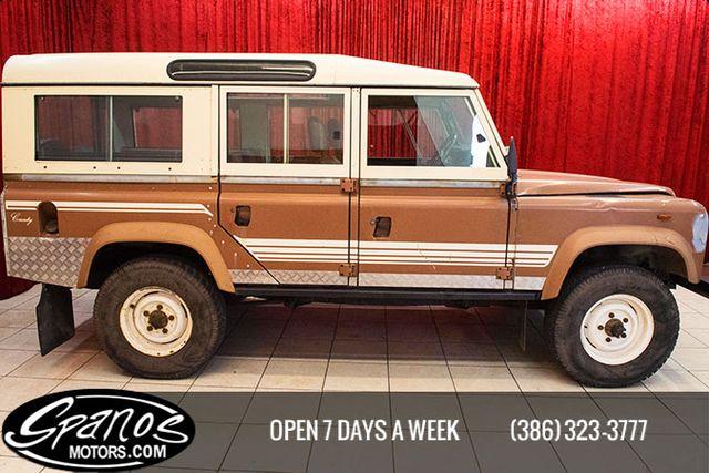 1983 Land Rover Defender 110 County Daytona Beach, FL 1