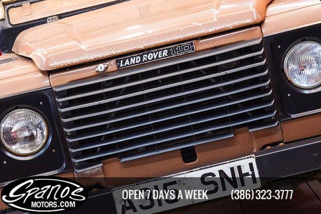 1983 Land Rover Defender 110 County Daytona Beach, FL 8