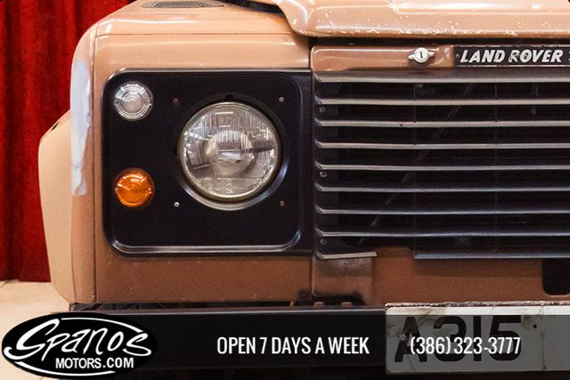 1983 Land Rover Defender 110 County Daytona Beach, FL 6