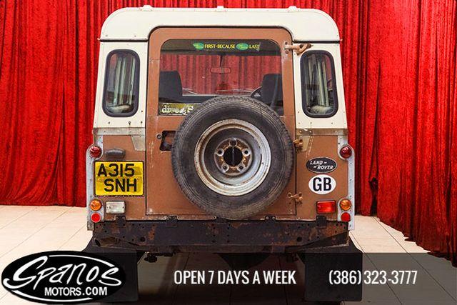 1983 Land Rover Defender 110 County Daytona Beach, FL 4