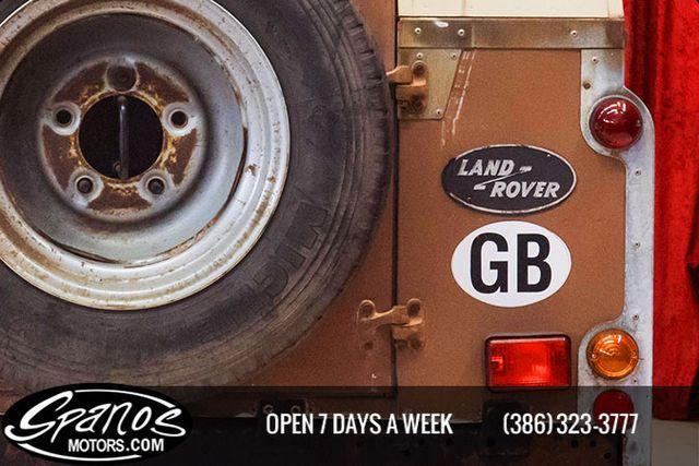 1983 Land Rover Defender 110 County Daytona Beach, FL 17