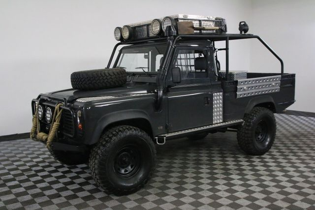1983 Land Rover DEFENDER 110 RESTORED CUSTOM BUILD OVER THE TOP | Denver, Colorado | Worldwide Vintage Autos