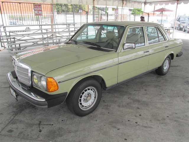 1983 Mercedes 240D Please call or e-mail to check availability All of our vehicles are availabl