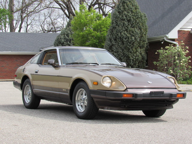 1983 Nissan 280ZX Z-Car  St Charles Missouri  Schroeder Motors  in St. Charles, Missouri