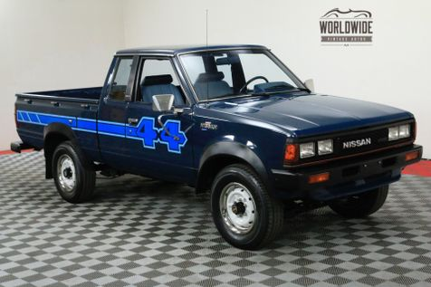 1983 Nissan 720 KING CAB 4X4 COLLECTOR GRADE ORIGINAL TIME CAPSULE | Denver, CO | Worldwide Vintage Autos in Denver, CO