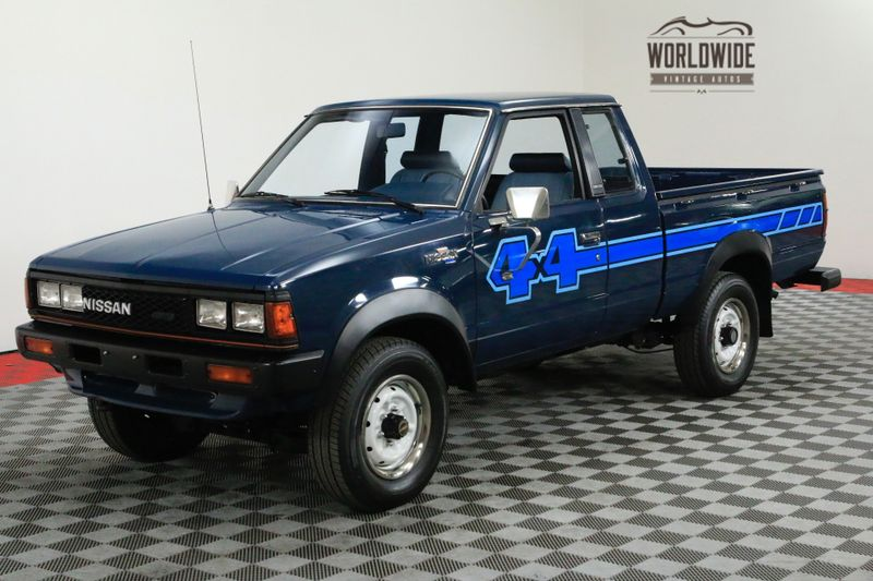 1983 Nissan 720 KING CAB 4X4 COLLECTOR GRADE ORIGINAL TIME CAPSULE | Denver, CO | Worldwide Vintage Autos