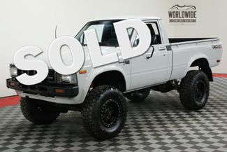 1983 Toyota TRUCK DLX PACKAGE STRAIGHT AXLE LOW MILES | Denver, CO | Worldwide Vintage Autos in Denver CO