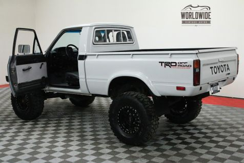 1983 Toyota TRUCK DLX PACKAGE STRAIGHT AXLE LOW MILES | Denver, CO | Worldwide Vintage Autos in Denver, CO