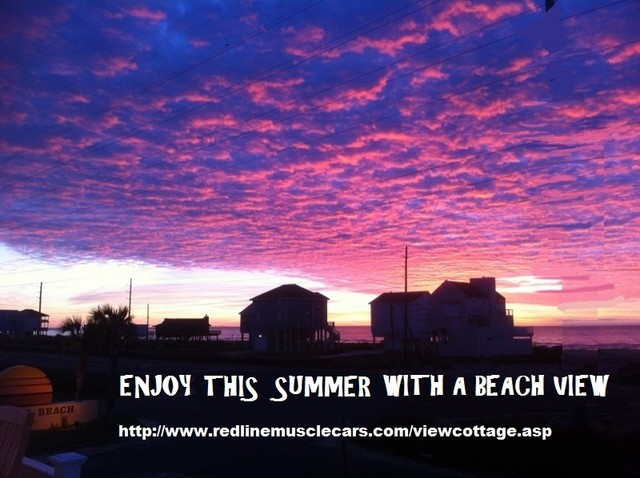 2016 Vacation Rental Beach House rent by the day, week or weekend RedLineMuscleCars.com, Oklahoma 25