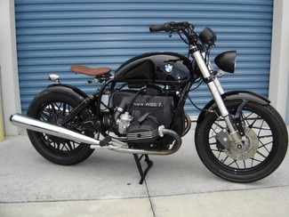 1984 BMW R100 CRUISER BOBBER MOTORCYCLE MADE TO ORDER Mendham New Jersey