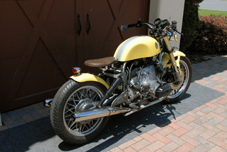 1984 BMW R100RT VINTAGE STREET BOBBER MOTORCYCLE Cocoa, Florida 19
