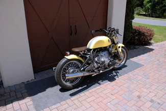 1984 BMW R100RT VINTAGE STREET BOBBER MOTORCYCLE Cocoa, Florida 20