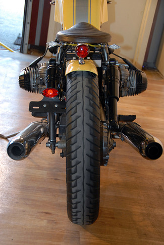 1984 BMW R100RT VINTAGE STREET BOBBER MOTORCYCLE Cocoa, Florida 29